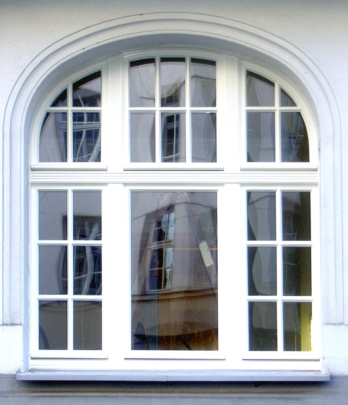 Herstellung historischer Fenster